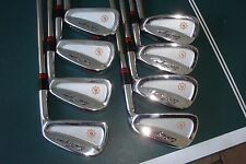 "BEN HOGAN APEX PLUS FORGED IRON SET 3-PW APEX #4 STIFF FLEX ""EXCELLENT"""