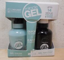 SALLY HANSEN MIRACLE GEL COLOR POLISH # 240 B GIRL NEW