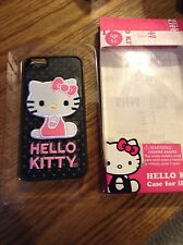 Sanrio Hello Kitty Iphone Cell phone Case Cover hard NEW 5