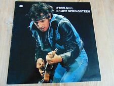 BRUCE SPRINGSTEEN steelmill BOOTLEG BS 9012 Israel 1985 recorded 1970  DOLP