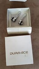 Shimano SL-7700 Dura Ace Road Bike Downtube Shifter Set 2 x 9 Speed