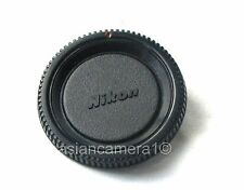 Body Cap Cover For Nikon Film AF MF Digital Camera SLR DSLR Safety Dust Cap New