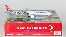 JC Wings XX4502 Boeing 777-3F2ER Turkish Airlines  TC-JJU in 1:400 scale