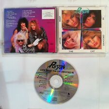 Poison Look What The Cat Dragged In - CD Compact Disc