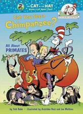 Can You See a Chimpanzee?: All About Primates (Cat in the Hat's Learni-ExLibrary