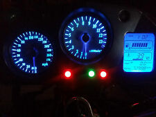 BLUE VFR800 RC46 98-01  led dash clock conversion kit lightenUPgrade