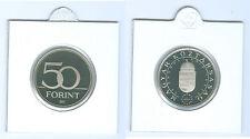 Hungría 50 Forint 2004 Adhesión a la UE PP Solo 7.000 Piezas