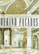 BEHIND FACADES  BY TREWIN COPPLESTONE & PAUL DRAPER  1995  HARDCOVER