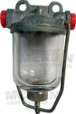 UNIVERSAL WATER SEPARATOR 1/2 INCH UNF THREAD PORTS LEFT TO RIGHT M6212