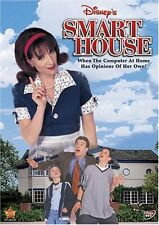 Smart House 1999 Disney Channel Original Movie DVD Film Ben Cooper Family TV New