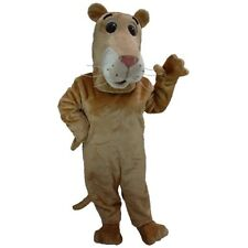 Cartoon Lioness Professional Quality Mascot Costume Adult Size