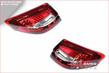 CLEAR / RED LED TAILLIGHTS TAIL LIGHTS FOR 99-04 PORSCHE 911 996 Turbo CS4 GT2