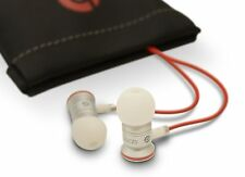 GENUINE Monster Beats by Dr Dre urBeats In-Ear Headphones Earphones White & Red