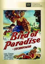 Bird of Paradise - Region Free DVD - Sealed