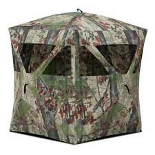 best portable barronett dp blinds blind oxhide backwoods hunting top double up ox pop bull sided