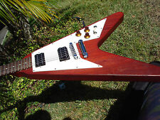 2007 Gibson Flying V Faded Cherry  and gigbag