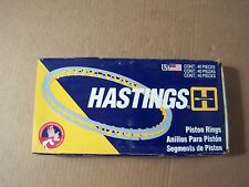 Hastings 2M139 +.080 Piston Ring set for GMC Chevrolet Olds,Pontiac Checker