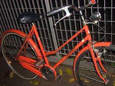 bici Legnano da donna 26 d'epoca funzionante  con scritta in corsivo sui pedali