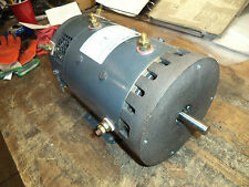 GE Motor 5BC49JB386F Replaces Thermo King 104-656 2 Speed 1.4/.6 HP 27V 51 Amps