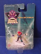 """Mattel Mighty Ducks Action Figures Sealed Toys Mallory 2""""IN FIGURE"""