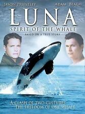Luna: Spirit of the Whale (DVD, 2007, Full Frame) Usually ships in 12 hours!!!
