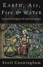 Earth, Air, Fire & Water  Book ~ Wiccan Pagan Supply