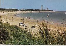 BF12800 la plage de saint clement  ile de re c m   france  front/back image