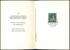 Suisse 1964, 2f20 definitives, ide ptt dossier #C36837