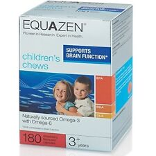 Equazen Eye q Chews  3 Years to Adults 180 Capsules