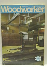 Woodworker Magazine. September, 1976. Volume 80, number 994. Nest of Tables.