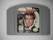 GoldenEye 007 (Nintendo 64, 1997) N64 Contacts Cleaned & Tested