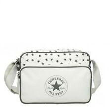 Converse Small Pocketed Reporter Starlight Bag (White)