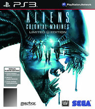 Aliens: Colonial Marines - Limited Edition (Sony PlayStation 3, 2013)