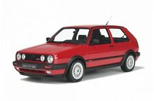 OTTO MOBILE G019 VW GOLF GTi G60 resin model road car red body  Ltd Ed 1:12th
