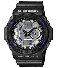 CASIO G-SHOCK LARGE ANTI-MAGNETIC 200M WATCH GA-150MF-8A GA-150MF-8ADR