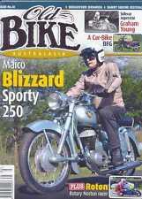 OLD BIKE AUSTRALASIA No.38 - Maico Blizzard (NEW COPY)
