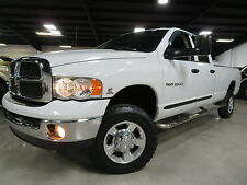 2005 Dodge Ram 2500 Laramie Crew Cab Pickup 4-Door