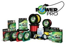 Power Pro Vermillion Red Braided Fishing Line 300 Yards 10# PowerPro