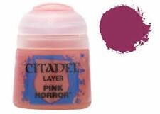 Warhammer 40,000 40K Citadel Layer Paint Pink Horror New GAW 22-69
