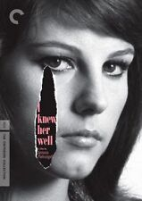 CRITERION COLLECTION: I KNEW HER WELL - DVD - Region 1 - Sealed