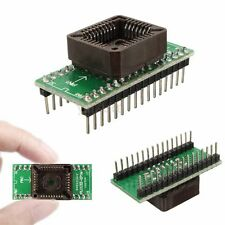 PLCC32 to DIP32 Eprom Flash Programmer IC Adapter Socket for Xeltek Universal