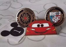 Lightning McQueen Character Earhat Mystery Mickey Mouse Ear Hat Cars Disney Pin