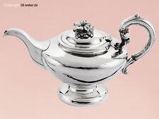 """Teekanne """"Silber""""  London 1838"""