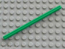 Axe LEGO Technic green Technic Axle 10 ref 3737 / Set  8479 Barcode Multi-Set