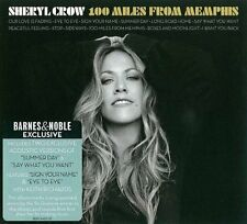 100 Miles from Memphis [Barnes & Noble Exclusive +2 Bonus] Sheryl Crow (CD) NEW