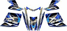 Ski Doo rev Decal Kit