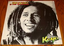 BOB MARLEY & THE WAILERS KAYA ORIGINAL LP STILL IN SHRINK!  1978