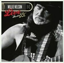 Live from Austin, TX [CD & DVD] by Willie Nelson (CD, Feb-2012, 2 Discs, New...