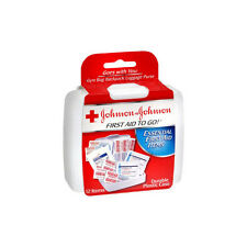 JOHNSON AND JOHNSON MINI FIRST AID KIT To Go LOW PRICE