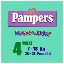 Pannolini Linea Baby Dry Maxi [7-18 Kg] 56 pz Pampers